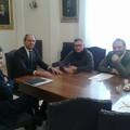 Parco dell'Alta Murgia, il nuovo direttore incontra Giorgino