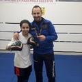 La 13enne andriese Mariagrazia Lambo al Campionato Nazionale Femminile di pugilato