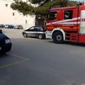 Incendio al ristorante Zenzero di piazza Vaglio: scintille da una friggitrice