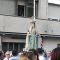 La Madonna dell'Altomare pellegrina in ospedale: visita gli ammalati del Bonomo