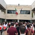 """Gli studenti del liceo  """"R. Nuzzi """" al corteo per il70° anniversariodella Dichiarazione Universale dei diritti dell'uomo"""