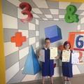 """L'I.C.  """"Jannuzzi-Di Donna """" conquista il podio alle Olimpiadi di Matematica"""