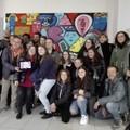 """""""Street Art Gallery """" al centro commerciale Mongolfiera: primo premio alla scuola  """"P.N.Vaccina """""""