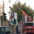 Affissioni e passi carrabili ancora sotto la lente d'osservazione degli Uffici comunali