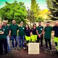 Andria: inaugurato giardino in memoria del prof. Francesco Martiradonna