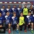 Pallamano, la Gymnica Sveva Andria scende in campo per la stagione 2019/2020