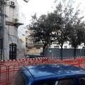 Crollo di via Pisani: indagini in corso e traffico interdetto nella zona