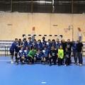 Pallamano, buona la prima per la Gymnica Sveva Andria: successo per 23-27 a Crotone