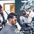 """I sogni del giovane barbiere Giuseppe Bucci si avverano: da dipendente a socio del """"Little Italy"""""""