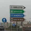 Una carambola di autoveicoli causa il ferimento di due persone sull'Andria Barletta