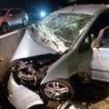 Incidente stradale nei pressi di Montegrosso: due persone ferite