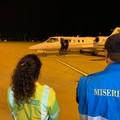 Dall'Iraq a San Giovanni Rotondo, i volontari della Misericordia di Andria impegnati nel trasferimento
