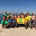 Spiagge e fondali più puliti grazie all'intervento di Legambiente e dei subacquei andriesi