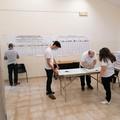 Precisazione: le matite nei seggi ordinari non vanno sanificate ad ogni voto