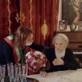 Tanti auguri alla signora Luigia per i suoi 100 anni