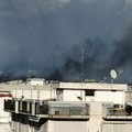 """Incendio via Barletta, Forum Ambiente e Salute:  """"Aerodispersione di inquinanti verso il centro città """""""