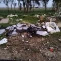 Campagne trasformate in discariche di rifiuti a cielo aperto: danno paesaggistico incalcolabile