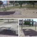Sant'Angelo dei Ricchi e quel parco giochi abbandonato