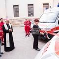 Grande festa al comitato di Andria della Croce Rossa Italiana