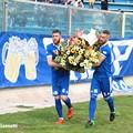 Fidelis Andria - Juve Stabia: la fotostory del match