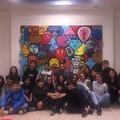 Gli studenti della Vaccina al Centro commerciale Mongolfiera per un laboratorio artistico