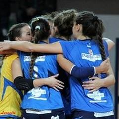 Audax Volley: il Palasport non basta, la Puglia in Volley vince