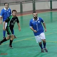Futsal Andria campione d'inverno: battuto in trasferta il Troia