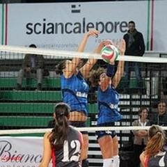 """""""Progetto Piramide """", Marco Bonitta sceglie tre atlete dell'Audax Volley"""