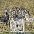 Giovedì Santo: l'Ultima Cena di Sant'Apollinare nuovo in Ravenna