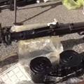 Tanti i dubbi sul ritrovamento delle armi e dell'esplosivo in una villa di contrada Borduito