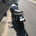 Motociclista sbalzato contro il guard rail a causa di una buca sulla ex sp 231 Andria-Canosa di Puglia