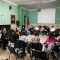 """I giornalisti in erba della scuola  """"Vaccina """" incontrano i rappresentanti di Legambiente"""