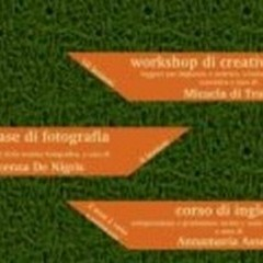 Corso di inglese elementare, corso base di fotografia e workshop di creative writing