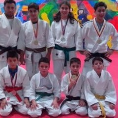 New Dimension Judo: 3 ori e 2 argenti a Battipaglia