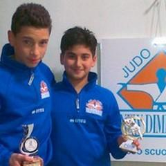 Judo: giovani atleti andriesi crescono