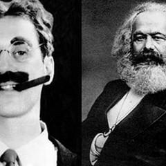 A cena con Karl e Groucho Marx, tra cibo e filosofia