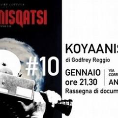 «5 Visioni dai mondi», stasera il secondo appuntamento con Godfrey Reggio