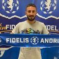 Esperienza e corsa per la Fidelis Andria: ecco Leonardo Nunzella