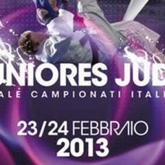 Campionati Italiani Juniores di Judo: domani la presentazione
