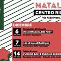 """""""Natale al Centro Risorse """", ricco Dicembre con il Circolo Lettori di Andria e l'associazione  """"Il Nocciolo """""""