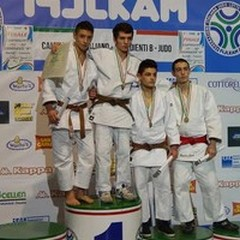 New Dimension Judo: Francesco Lorusso argento ad Ostia
