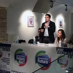 Losappio lascia il coordinamento di FLI ad Andria