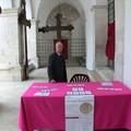Esposizione delle antiche Croci del Venerdì santo durante la Fiera d'Aprile