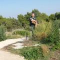 Francesco Martiradonna e la quercia da salvare