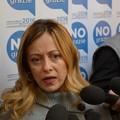 Giorgia Meloni su Facebook commenta i fatti accaduti ad Andria, si riaccende il dibattito sulla legittima difesa