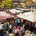 Il mercato settimanale di Andria si trasferisce da via Bruno Buozzi