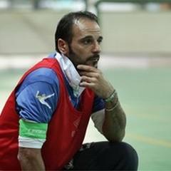 Futsal Andria: Bizzoca rinnova con il club azzurro