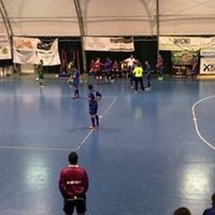 La Florigel Andria impatta 1-1 contro l'MP Futsal