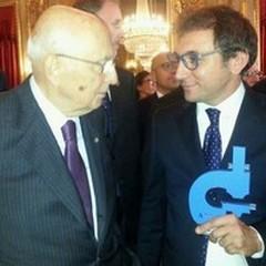 """""""Credere nella ricerca """": premiato l'andriese Grassi a Roma"""