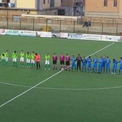 Nuova Lucera - Nuova Andria, 1-0: andriesi beffati nel finale